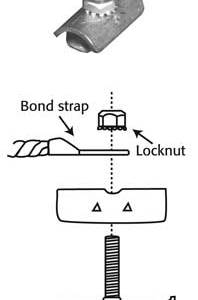 B Bond Clamp