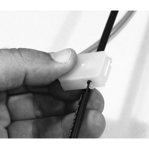 Fiber-to-the-Home Drop Locate Wire Ground Harness