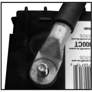 Top Stud Battery Terminal System
